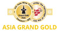 Asia Grand Gold Medaille